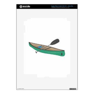 Canoa Pegatina Skin Para iPad 3