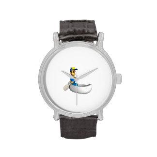 Canoa Reloj De Mano