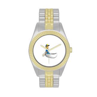 Canoa Reloj