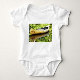 Canoa vieja body para bebé