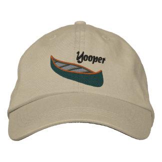 Canoas del amor de Yoopers Gorra De Beisbol