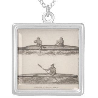 Canoas, Oonalashka, Alaska Collar Personalizado