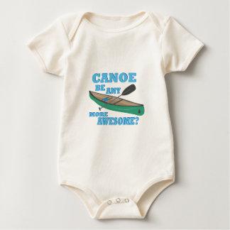 Canoe Awesome Baby Bodysuit