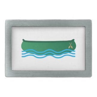 Canoe Belt Buckles