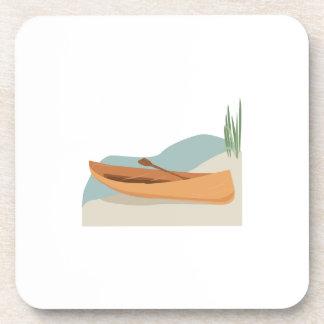 Canoe Boat Coasters