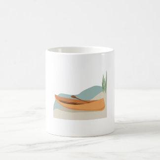 Canoe Boat Mugs