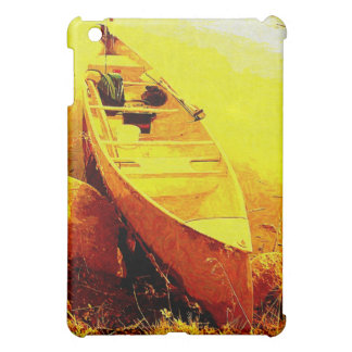 Canoe by Shoreline Cover For The iPad Mini