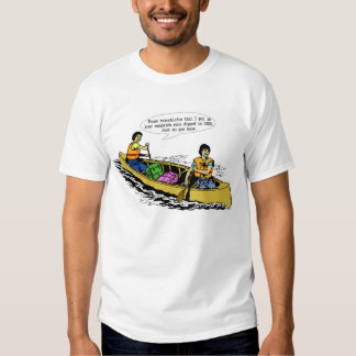 Canoe Conversation Tees