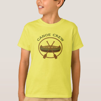 Canoe Crew Canoeing Sports T-Shirt
