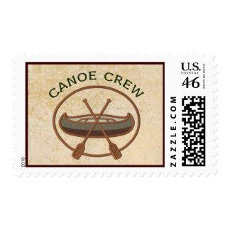 Canoe Crew Stamp