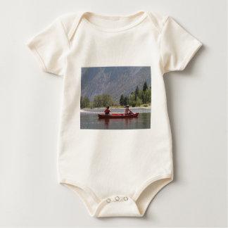 Canoe el río de Similkameen, meridional A.C. Body Para Bebé