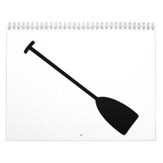 Canoe Kayak Paddle Calendar