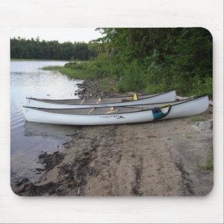 Canoe Mousepad