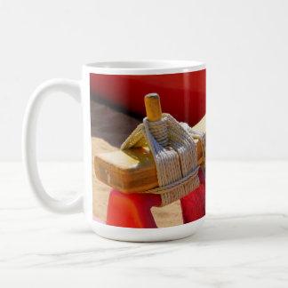 Canoe Rigging Coffee Mug