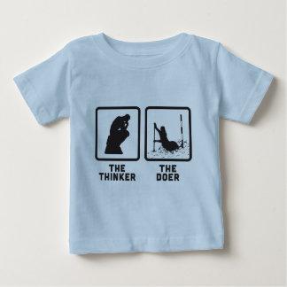 Canoe Slalom Baby T-Shirt