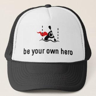 Canoe Slalom Hero Trucker Hat