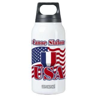 Canoe Slalom USA Thermos Water Bottle