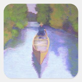 Canoe Stickers