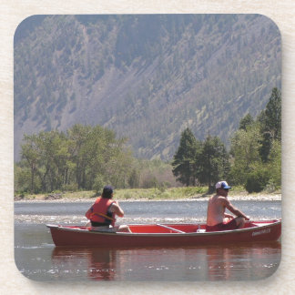 Canoe the Similkameen River, southern BC Drink Coasters
