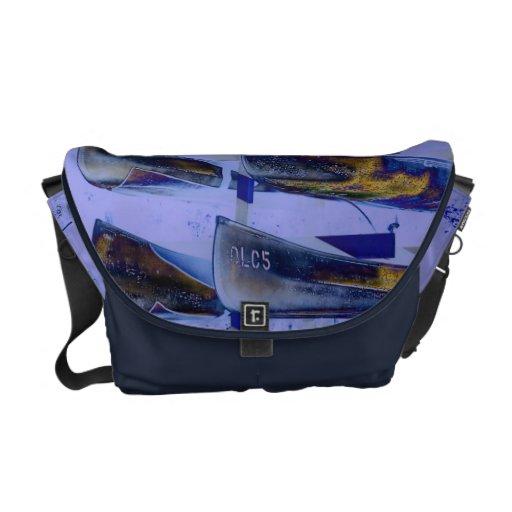 canoe travel messenger bag