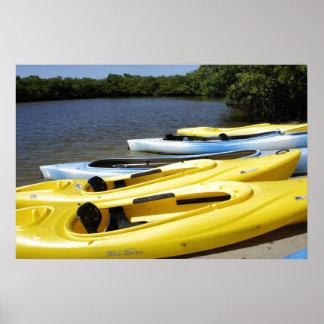 Canoe Trip Poster