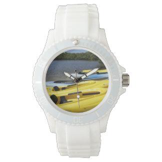 Canoe Trip Wristwatch