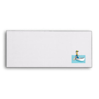 Canoeing 2 envelopes