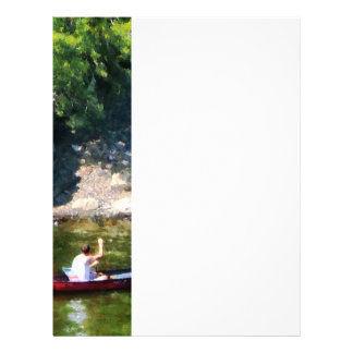 Canoeing in Paterson NJ Flyer