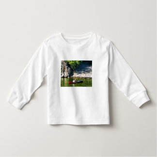 Canoeing in Paterson NJ T-shirt