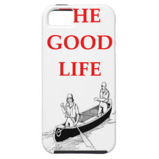 canoeing iPhone SE/5/5s case