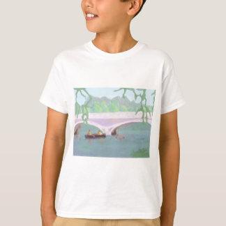 Canoeing Peaceful Solitude, T-shirt/Shirt T-Shirt