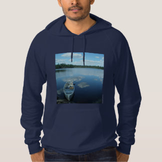 Canoeing the Boundary Waters v.1 Hoodie