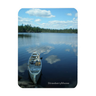 Canoeing the Boundary Waters v.1 Magnet