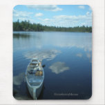 Canoeing the Boundary Waters v.1 Mouse Pad