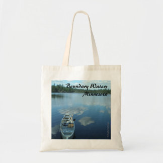 Canoeing the Boundary Waters v.1 Tote Bag