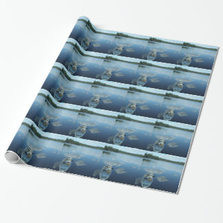 Canoeing the Boundary Waters v.1 Wrapping Paper