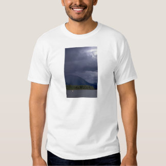Canoeist on the Nahanni River, NWT, Canada T-shirt
