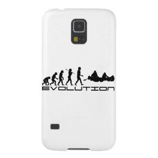 Canoer Canoers Kayak Sport Evolution Art Case For Galaxy S5