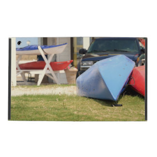 Canoes And Kayaks by Shirley Taylor iPad Case