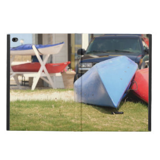 Canoes And Kayaks by Shirley Taylor Powis iPad Air 2 Case