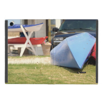 Canoes and Kayaks Cover For iPad Mini