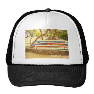 Canoes Big Island Hawaii Trucker Hat