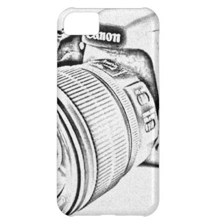 Canon 7d cover for iPhone 5C