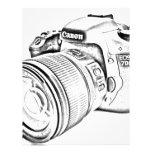 Canon 7d membretes personalizados