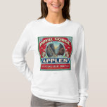 Canon City, Colorado - Royal Gorge Apple Label T-Shirt