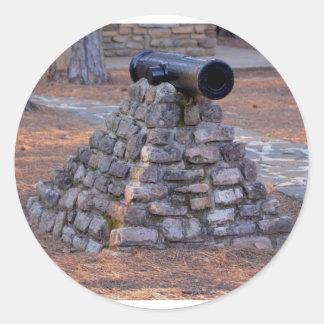 Canon Classic Round Sticker