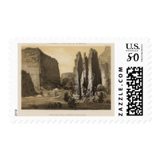 Canon de Chelle, NM Postage