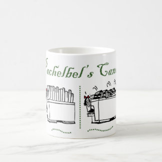 Canon de Pachelbel asalta Taza De Café
