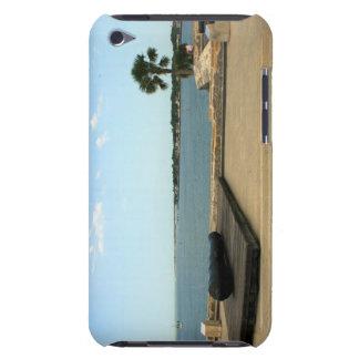 Canon en la plataforma sobre entrada en St Augusti iPod Touch Fundas