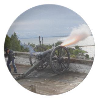 Canon Firing Plate